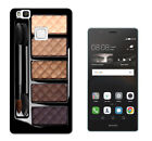 568 Fun Make-Up Palette Case Cover For Huawei P8 P9/P8 P9 Lite Honor Y3 5 6 Mate