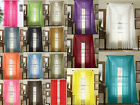 Empire 2-Piece Sheer Voile Window Treatment Curtain Panel Drapes Solid 84