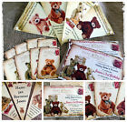 Tattered Postcard Teddy Bear's Picnic Bunting, Gift Tags & Personalised Bunting