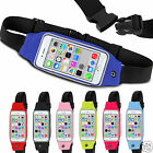 Running Fitness Gym Sports Waistband Case Cover For BLU Vivo Air