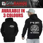 BODYBUILDING MMA GYM HOODY BEASTMODE TOP HOODED SWEATSHIRT JUMPER GYM CLOTHING