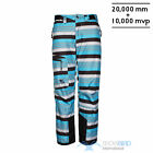 Felice Clover Kids Waterproof Snowboard / Ski Pants -Stripe Blue! 20K MM Rating!