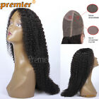 Premierlacewigs Kinky Curl Curly Remy Human Hair Full Lace Wigs All Baby Hair