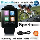 2018 Bluetooth Smart Watch Wrist Phone Mate For Android iOS iPhone Samsung HTC