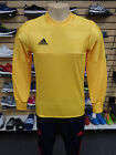 NEW ADIDAS Entry 15 Goalkeeper Jersey - Gold/Black;  S29444