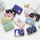 HIMORI With Alice & Rim - Accordion Card Wallet - Credit Card Holder Mini Wallet
