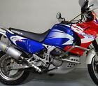 HONDA XRV750 AFRICA TWIN. CLASSIC ADVENTURE BIKE