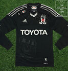 Besiktas Away Shirt - Official Adidas Long Sleeved Mens Shirt - All Sizes