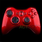 Glossy Full Housing Shell With Buttons Replacement Parts for Xbox 360 Controller
