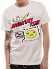Official Adventure Time (Algebraic) T-shirt - All sizes