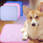Foldable Pet Cat Cooler Ice Cold Dog Bed Cooling Kennel Pad Travel Mat  Summer A