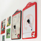 Coca Cola 100th Anniversary Limited White board Weekly Plan wt Brush/Black Pen