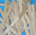 10/20/50/75/100 WOODEN STICKS STIRRERS MIXING LOTIONS WAXING BEAUTY