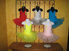 Внешний вид - NEW Girls Toddler Leotard Tutu Ballet Dress Costume Dress Up Beautiful Colors