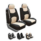 nissan 370z seat covers - Flat Cloth Built-In Seat Belt Bucket Covers