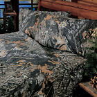 Mossy Oak New Break Up Camo Sheet Set Camouflage Sheets with Pillowcases
