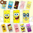 SpongeBob Cover for Sony Xperia M4 Aqua, Multi-design Painted Quality Case