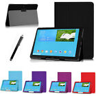 "LEATHER CASE COVER STAND+SCREEN PROTECTOR+ STYLUS FOR SAMSUNG TAB PRO 12.2"" P900"