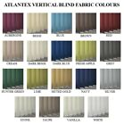Machine washable Fire retardant Vertical Blinds