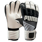 PUMA Men's Fluo Protect Goalkeeper Gloves Black/White PMAT3128