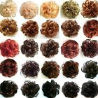 Hair Piece Wig Scrunchies Scrunchy for Bun or Pony Tail - h30 Colors Extra Large