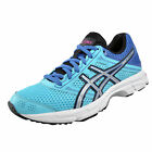 Asics Gel Trounce 3 Womens Running Shoes Fitness Workout Gym Trainers Blue