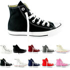 Mens Converse All Star Hi Top Chuck Taylor Chucks Sneaker Trainer UK Sizes 7-16