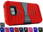 for Samsung Galaxy S7 Active G891 Exo Dual Layer Stand Case Cover+Prytool