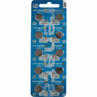 Renata Watch Batteries 10 Packs - 364, 379, 377 and All Sizes in Photo Available