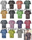 Badger Mens B-Core Camo Digital T-Shirt 4180 XS-4XL Polyester NEW  22 Colors!