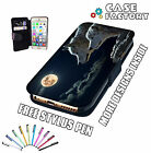 Wolf Howling Midnight Full Moon - Mobile Leather Flip Wallet Phone Case Cover