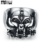 Quality TTstyle 316L Stainless Steel Ghost Ring NEW Arrival
