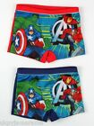 Boys Marvel Avengers Swimming Trunks Superheroes Briefs Shorts Boxers 3 4 5 6 8