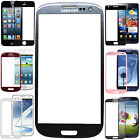 LCD FrontOuter Screen Glass Digitizer For Apple iPhone 5s,5, SE & Samsung Galaxy