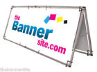 Exterior Aluminium BANNER A FRAME outdoor sign stand