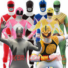 Power Ranger Morphsuit Costume Great for Fancy Dress Group Costumes Festivals