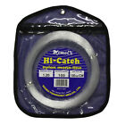 Momoi Hi-Catch Monofilament Leader--100 Yard--Clear--Pick Your Line Class