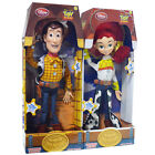 talking toy story sheriff woody jessie soft