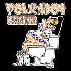 POLKADOT CADAVER T-Shirt  Dog Fashion Disco DFD Shirt