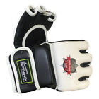 SPHINX Guanti MMA HUNTER SRT nero finiture in pelle allenamento mma amatore