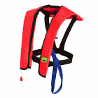 [CE Approved] Automatic Inflatable Life Jacket Vest Survival Flotation PFD 150N