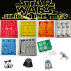 DIY Silicone Star Wars Ice Cube Lattice Chocolate Mold Mould Tray Frozen Maker