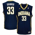 NBA Basketball Trikot/Jersey Revolution30 INDIANA PACERS Granger #33 navy