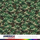 ERDL Highland USA Camouflage Military Graphics Vehicle Decal Vinyl Wrap Pattern