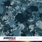 US Navy 3 USA Camouflage Military Graphics Vehicle Decal Vinyl Film Wrap Pattern