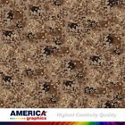 Plateau Camo China Camouflage Military Graphics Vehicle Decal Vinyl Film Wrap