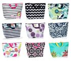 Thirty one thermal tote organizer picnic lunch bag 31 gift Black chevron & more