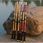 Telescopic Travel Fishing Rod Spinning Casting Fishing Pole Fishing Tackle Rods