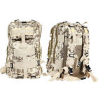 Outdoor Military Tactical Backpacks Bags Sport Camping Hiking Trekking Rucksacks