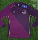Everton Goalkeeper Shirt - Official Umbro Football Shirt - Mens - All Sizes